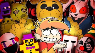 The Ultimate Five Nights At Freddy's Retrospective