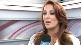 Entrevista - Ticiane Pinheiro