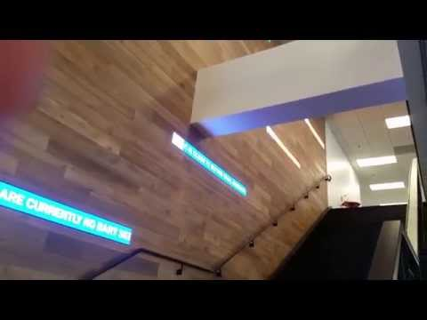 Lending Club Digital Ticker Tape Staircase
