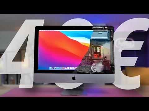 40€ e l'iMac del 2011 vola in 4K