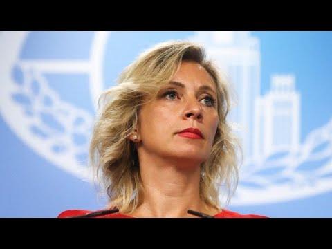 Брифинг Марии Захаровой от 14.10.21. Прямая трансляция photo