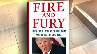 Wolff's Trump book referenced Maria Bartiromo, but didn't clear it with her