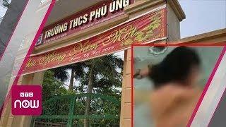 Nữ sinh bị đánh hội đồng đi học trở lại | VTC Now