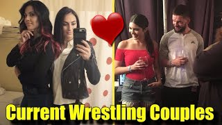 10 WRESTLING COUPLES You Didn't Know Were Dating! - Sonya Deville, Mandy Rose & More!