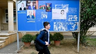 Оппозиция требует перенести парламентские выборы в Азербайджане