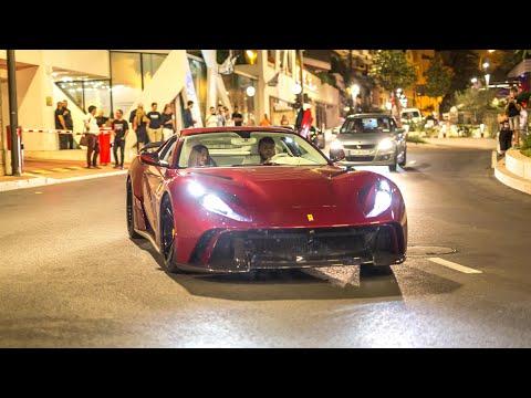 LOUD Arab Novitec N-Largo Ferrari 812 Superfast - Accelerations & Downshifts !