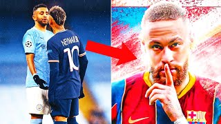 BREAKING: NEYMAR DECIDES TO LEAVE PSG after MAN CITY loss! MAN CITY beat PSG | Neymar to BARCELONA
