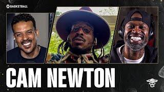 Cam Newton | Ep 104 | ALL THE SMOKE Full Episode | SHOWTIME Basketball