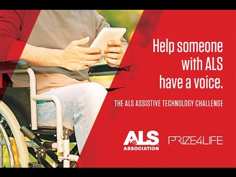 The ALS Assistive Technology Challenge enters its Prize Phase this month, which will result in a $400,000 prize for the development of flexible, accessible technology to help people with ALS communicate with ease.