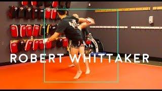 UFC Middleweight Champ Robert Whittaker's 7 BEST TACTICS