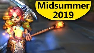 Everything New in Midsummer Fire Festival 2019