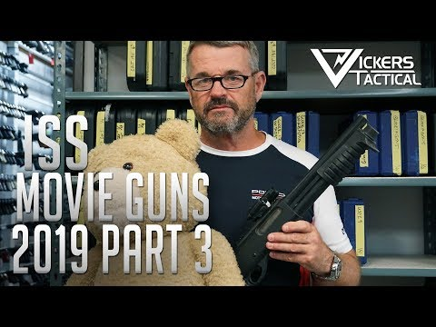 ISS Movie Guns 2019: Part 3