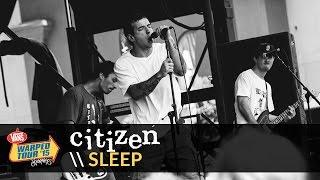 Citizen - Sleep (Live 2015 Vans Warped Tour)