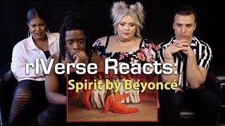 rIVerse Reacts: Spirit by Beyoncé (from Disney's