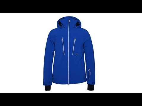 J. Lindeberg J.Lindeberg Watson Mens Ski Jacket in Strong Blue