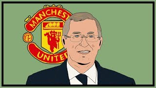How Alex Ferguson Tactically Adapted at Manchester United