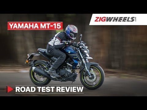 Yamaha MT-15 Road Test Review, Performance, Mileage, Features, Price in India & More