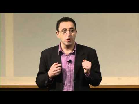 TEDxYaleWorldFellows - Gidon Bromberg - Water, Peace and the Arab Spring