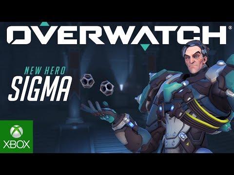 Overwatch Hero | Sigma