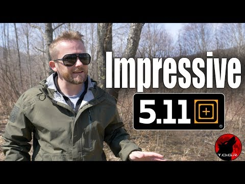 5.11 Tactical Aurora Shell - Review