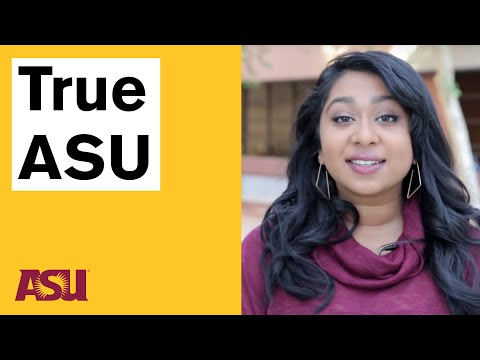 True ASU: What's Our Rep?