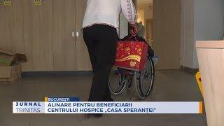 """Alinare pentru beneficiarii Centrului Hospice """"Casa Sperantei"""""""