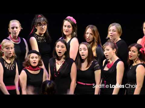 Seattle Ladies Choir: Can't Help Falling In Love With You (Fleet Foxes)