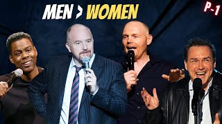 Comedians on MEN (PART 1/2)