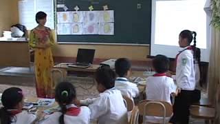 Tiết dạy theo phương pháp Bàn tay nặn bột