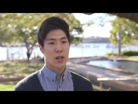 Study in Brisbane: Kyu Mo from South Korea