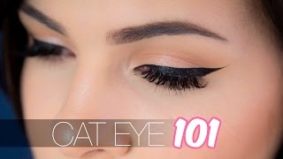 CAT EYE 101 | Nanlix Makeup