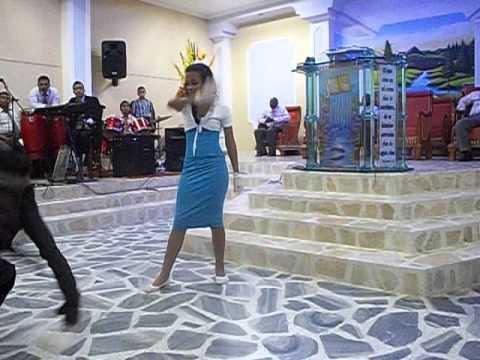 dramatizado cristiano suelta lo que es mio ( miguel canales)