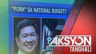 Umano'y P52-B na pork barrel sa national budget, tinukoy at inilipat ng Kamara