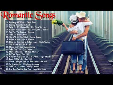 The Most Of Beautiful Love Songs About Falling In Love -  Best Romantic Songs Of All Time