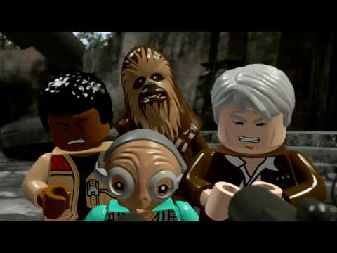 LEGO® Star Wars™: The Force Awakens | Games | PlayStation