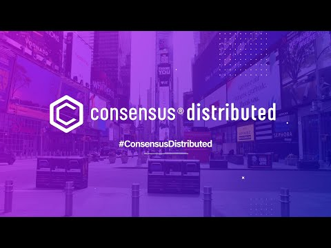 Consensus Distributed Powered By CoinDesk is coming. Join us May 11-15, 2020.