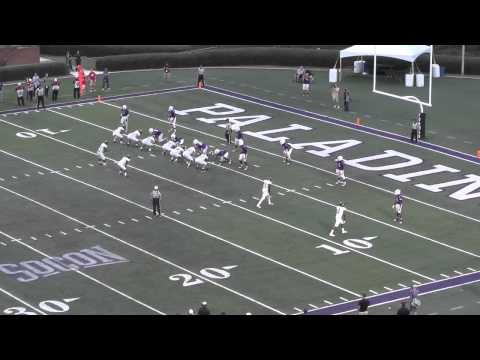 Marcus McMorris #10 Safety Furman Highlights