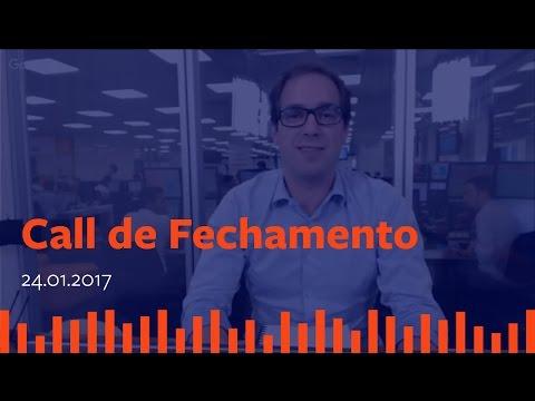 Call de Fechamento - 24 de Janeiro de 2017.