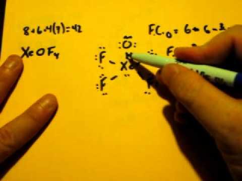 hqdefault jpgXeof4 Molecular Geometry
