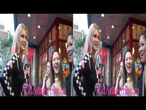 3DHD Montreal Grand Prix Super F1 Bimbo Girl