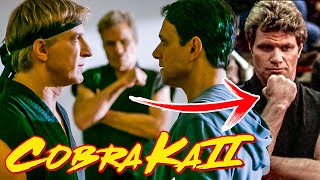 "Cobra Kai Season 2 Official Trailer Breakdown ""Two Dojos, One Fight"""