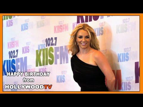 Happy Birthday Britney Spears - Hollywood TV
