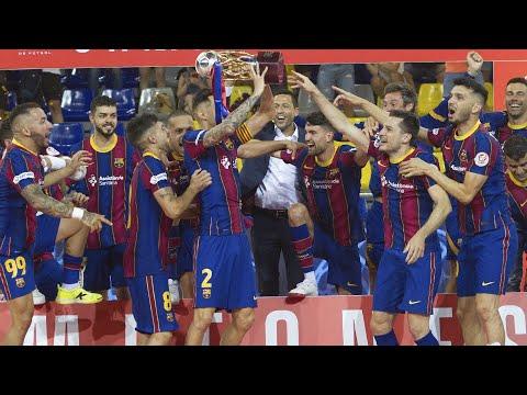 Barça   Levante UD Final Partido 3 Temp 20 21