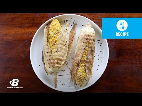 Grilled Corn with Herbs | Next Level 8-Week Challenge| Week 4