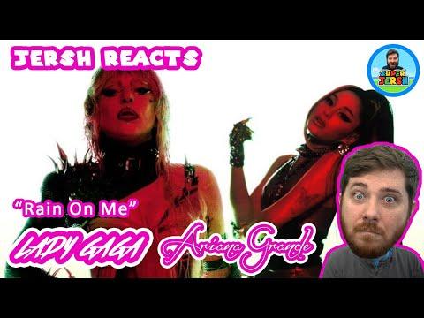 LADY GAGA, ARIANA GRANDE Rain On Me REACTION! - Jersh Reacts