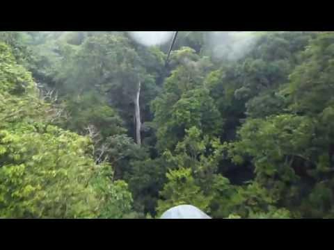 Canopy Tour in Puerto Viejo de Sarapiqui - Sueno Azul
