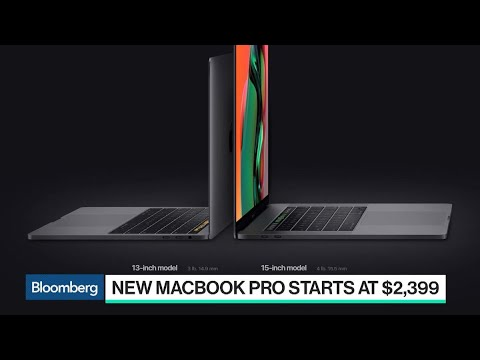 New Apple MacBook Pro Model Is All About the Keyboard