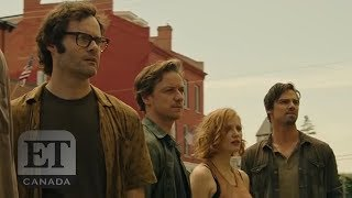 'It: Chapter Two' Stars Talk Fears On Set