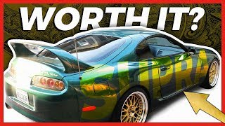 What's It Like To Own a Toyota Supra and Is It Worth it To Buy?