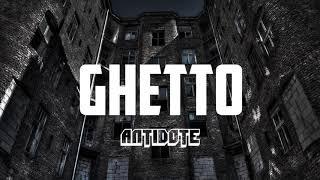 (FREE) Old School Boom Bap Hip Hop Rap Instrumental Beat 'GHETTO'